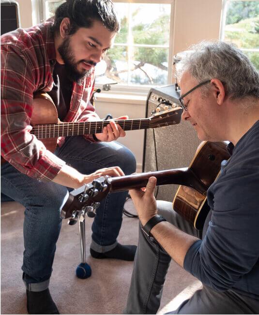 guitar teachers calgary