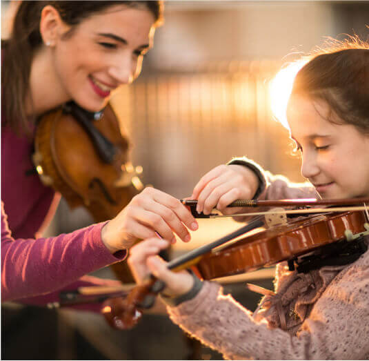 violin teachers calgary