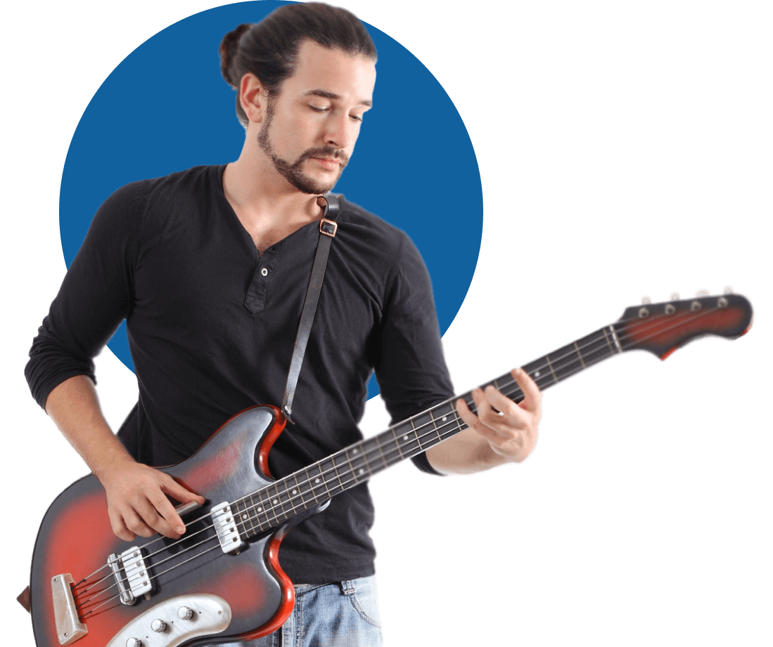 bass music lessons